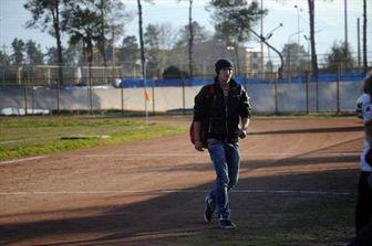 روبین کازان: دوست دارم با پرسپولیس تمرین کنم