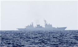 گشتزنی ایرانشاهد در نزدیکی آبهای جیبوتی