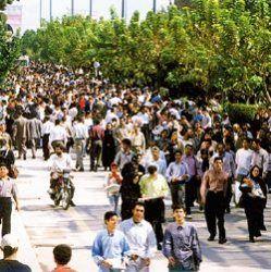 جمعیت کشور از مرز ۷۶میلیون نفر گذشت