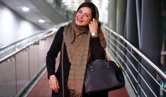 ظاهر متفاوت خانم بازیگر روی پوستر سریال «مهران مدیری» /عکس