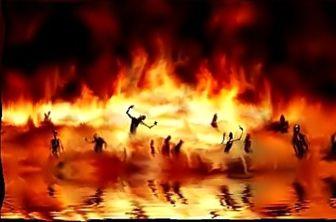 به فرموده امام حسین(ع) این افراد در روز قیامت لباسى از آتش برتن دارند