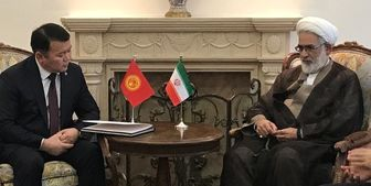 منتظری: هیچ محدودیتی برای گسترش همکاری با آسیای مرکزی نداریم