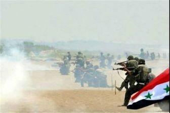 آخرین تحولات پاکسازی سوریه/ پیشروی تا جنوب شهرک «بیت جن»