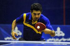 اولین برد تاریخ تنیس رویمیز ایران در المپیک