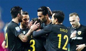 صدرنشینی تیم یونانی با بازی هافبک ایرانی