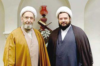 بازیگرانی که لباس روحانی پوشیدند