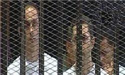 صدور حکم پسران مبارک به تعویق افتاد