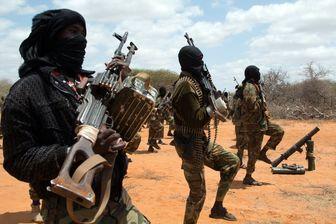 هلاکت ۴ تروریست الشباب در حمله هوایی آمریکا در سومالی