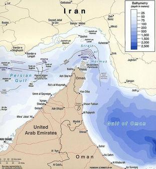 مقام عربستانی: ایران نمیتواند تنگه هرمز یا بابالمندب را ببندد