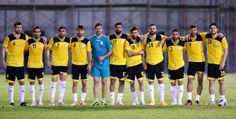اعلام ترکیب تیم ملی فوتبال برای بازی با بحرین