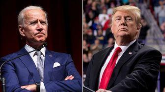 پیشتازی بایدن بر ترامپ در تازهترین نظرسنجیها در آمریکا