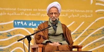 مصباح یزدی: در این شرایط سخت، پیشرفتهای ایران دوست و دشمن را متعجب کرده است