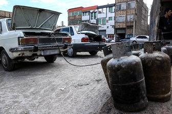 انفجار خودروهای گاز سوز دستکاری مخازن بیشتر است
