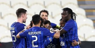 ترکیب احتمالی الهلال عربستان برای بازی امشب با استقلال