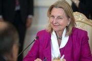 سفر وزیرخارجه اتریش به روسیه پس از تنش