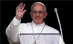 پاپ فرانسیس خواستار صلح در سوریه شد