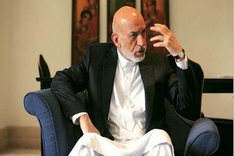 اظهارات جنجالی کرزای درباره افغانستان