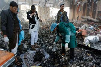 بمباران شدید ۴ استان یمن توسط جنگندههای عربستان