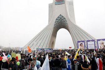 گزارش خبرگزاری آلمان از راهپیمایی مردم ایران