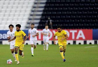 واکنش بازیکن النصر عربستان به بازی مقابل پرسپولیس