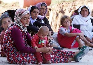 آزادی 3000 زن ایزدی از چنگ داعش