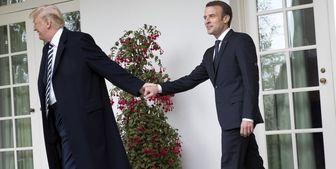 اختلاف شدید آمریکا و فرانسه درباره ائتلاف دریایی در خلیج فارس