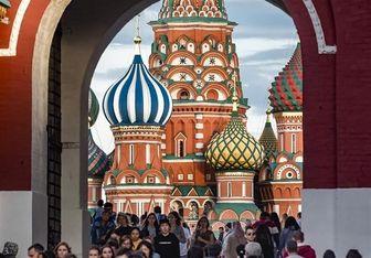 بازدید ۳۰ میلیون گردشگر خارجی از روسیه در سال ۲۰۱۹