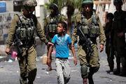 بازداشت بیش از ۵۰ هزار کودک فلسطینی