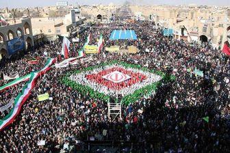 معجزه حضور مردم در راهپیمایی ۲۲ بهمن