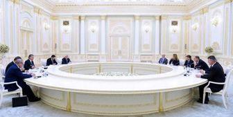 نمایندگان کنگره آمریکا با رئیس جمهور ازبکستان دیدار کردند