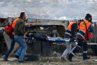 شماری از فلسطینیان در نوار غزه زخمی شدند
