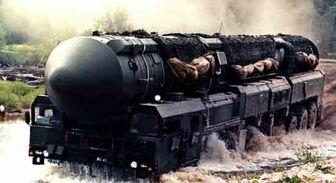 """زورآزمایی ارتش روسیه با شلیک موشک های راهبردی """"توپول-ام"""""""