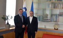 تأکید وزیر خارجه اسلوونی بر نقش کلیدی ایران در حل و فصل بحرانهای منطقه