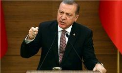 اردوغان ناتو را تهدید کرد