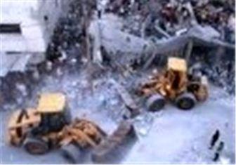 ۲۱۰ بار حمله به غزه طی ۲۴ ساعت گذشته