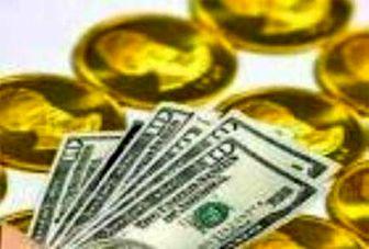 قیمت طلا، سکه و ارز صبح دوشنبه ۱۰ شهریور
