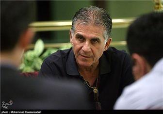 صحبت های کیروش درباره فوتبال ایران / فیلم