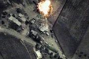 ایرانی ها از ساختمانی در دمشق جنگ را رهبری می کنند!