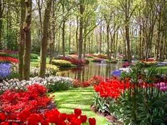 باغ امیر المؤمنین علیه السّلام در بهشت