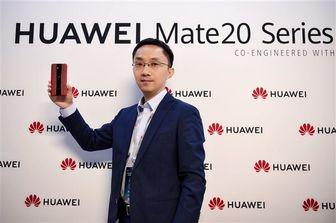 سرعت شارژ باورنکردنی با سیستم شارژ فوق سریع 40 واتی Huawei mate 20 pro