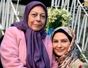 تولد 77 سالگی بانوی هنرمند سینمای ایران/عکس