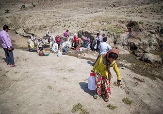 آخرین وضعیت آبی استان کرمانشاه
