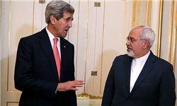 زمان دیدار ظریف و کری به وقت تهران
