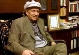 زمان تشییع پیکر مرحوم صادق طباطبایی در تهران