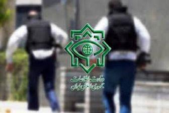 دستگیری افراد مرتبط با شبکههای ضد انقلاب