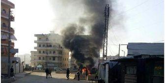 انفجار بمب در شمال غرب سوریه