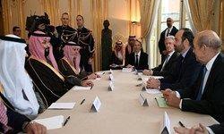 بیانیه ضد ایرانی پاریس و ریاض