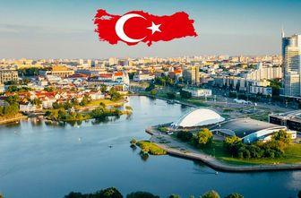 ارسال بار به کشور ترکیه از ایران