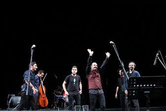 برپایی کنسرت گروه «دنگ شو» در کانادا