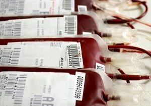 واردات ۷۵ تن کیسه خون به کشور